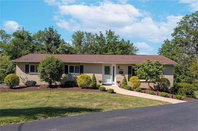 1760 Moynelle Drive, Upper St. Clair, PA 15243 (MLS #1512372) :: Dave Tumpa Team