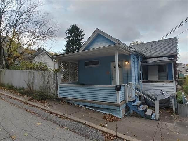 126 Clara Street, Millvale, PA 15209 (MLS #1512436) :: Dave Tumpa Team