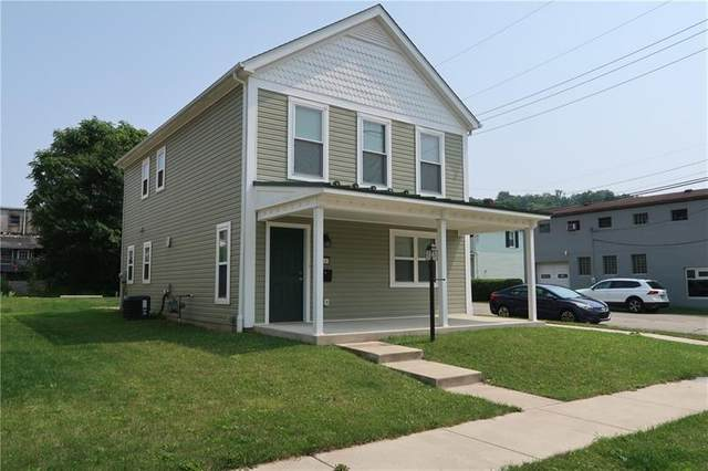 414 S 6th St, Jeannette, PA 15644 (MLS #1512448) :: Dave Tumpa Team