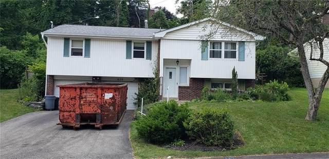 629 National Dr, Penn Hills, PA 15235 (MLS #1512460) :: Broadview Realty