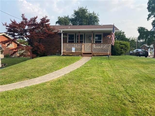 417 Garden City Dr, Monroeville, PA 15146 (MLS #1512503) :: Dave Tumpa Team