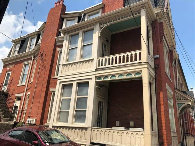 94 S 18th Street, South Side, PA 15203 (MLS #1512523) :: Broadview Realty