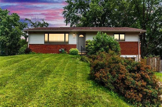 403 Olten Rd., Monroeville, PA 15642 (MLS #1512616) :: Broadview Realty