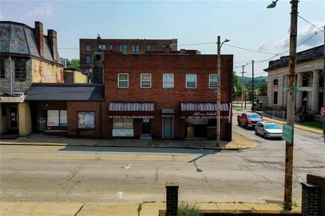 102 N Mercer St, New Castle/1St, PA 16101 (MLS #1512620) :: Dave Tumpa Team