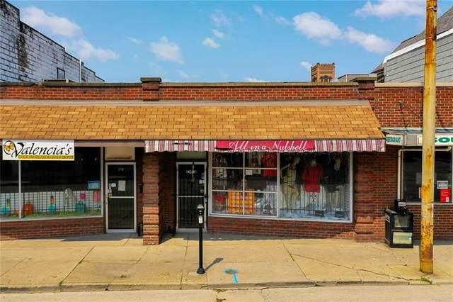 117 N Mercer St, New Castle/1St, PA 16101 (MLS #1512621) :: Dave Tumpa Team