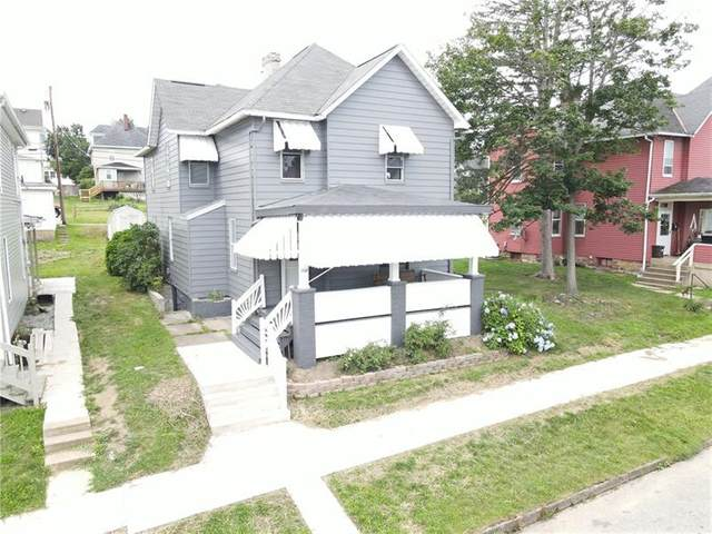 606 Oakland Avenue, City Of Greensburg, PA 15601 (MLS #1512687) :: Broadview Realty