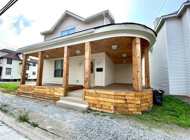 224 Morgantown St, Uniontown, PA 15401 (MLS #1512754) :: Broadview Realty