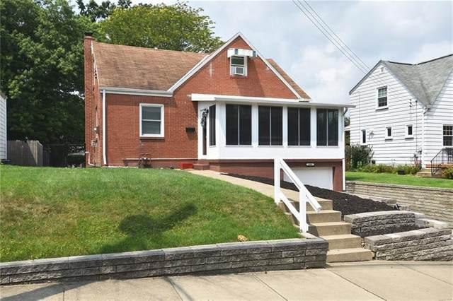 1066 Sarah Street, Bridgeville, PA 15017 (MLS #1512770) :: Dave Tumpa Team