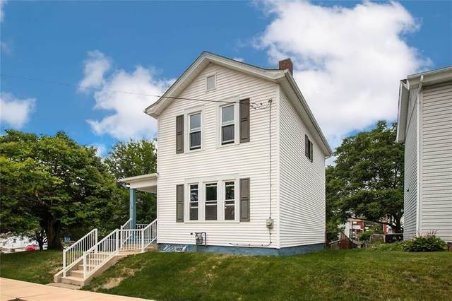 314 Arch Ave, City Of Greensburg, PA 15601 (MLS #1512868) :: Dave Tumpa Team