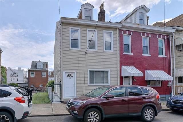 315 Cedarville St, Bloomfield, PA 15224 (MLS #1512874) :: Broadview Realty