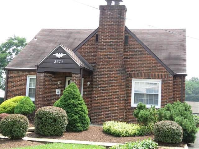 2777 Bertha Street, Bethel Park, PA 15102 (MLS #1512884) :: The SAYHAY Team