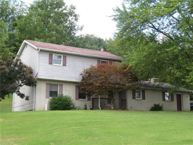 132 Valley View Dr, Rayburn Twp, PA 16201 (MLS #1512892) :: Dave Tumpa Team