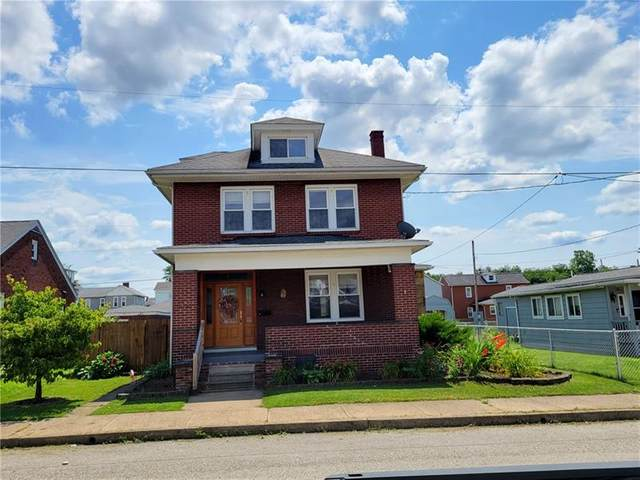 109 Washington St, Latrobe, PA 15650 (MLS #1512975) :: Broadview Realty