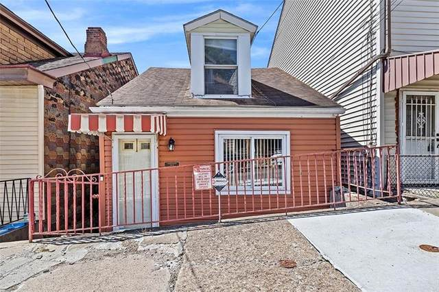1912 Saint Paul St, South Side, PA 15203 (MLS #1513006) :: Broadview Realty