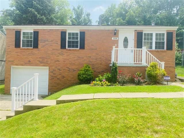 508 Invicta Drive, Penn Hills, PA 15235 (MLS #1513051) :: Broadview Realty