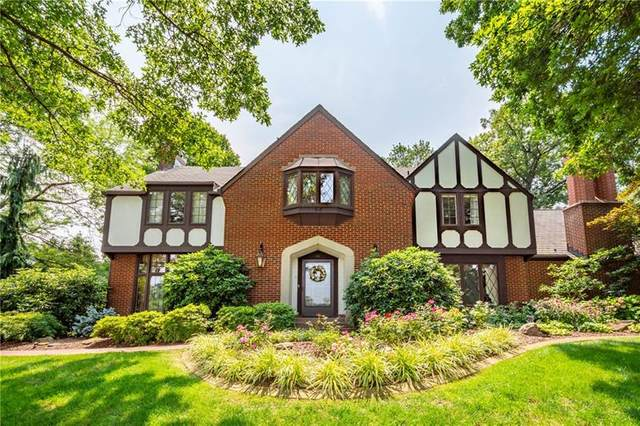 1450 Candlewood Dr, Upper St. Clair, PA 15241 (MLS #1513119) :: Broadview Realty