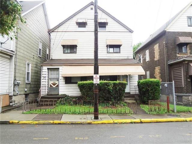 308 - 310 Glosser St, E Pittsburgh, PA 15112 (MLS #1513190) :: Broadview Realty
