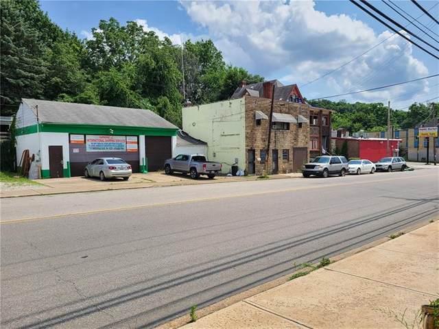710 Swissvale Ave, Wilkinsburg, PA 15221 (MLS #1513193) :: The SAYHAY Team