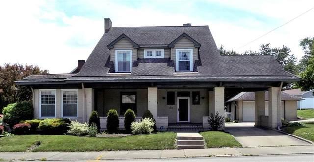 30 E Berkeley Street, Uniontown, PA 15401 (MLS #1513204) :: Broadview Realty