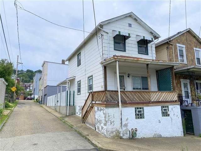 3208 Downing, Polish Hill, PA 15219 (MLS #1513316) :: Broadview Realty