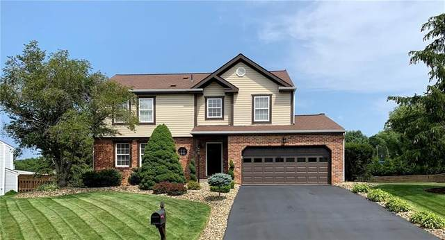 168 Woodbine Dr., Cranberry Twp, PA 16066 (MLS #1513318) :: Broadview Realty