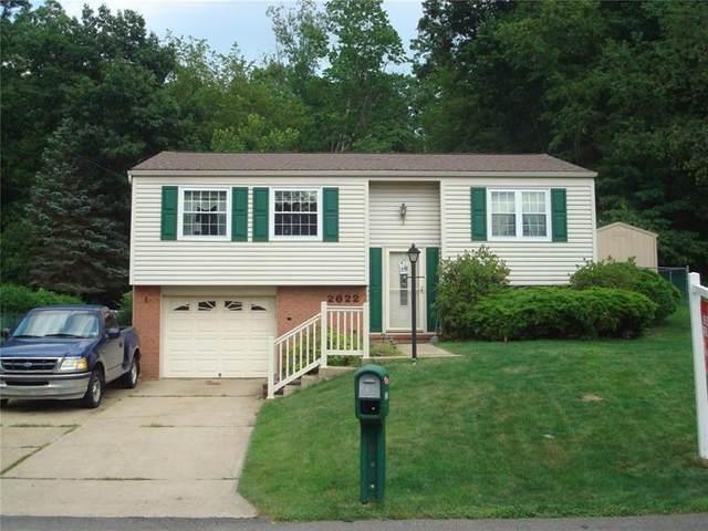 2622 Sappling, Shaler, PA 15101 (MLS #1513329) :: Broadview Realty