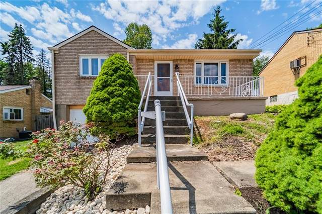 5162 Ball Ave, West Mifflin, PA 15122 (MLS #1513332) :: Broadview Realty