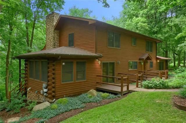 144 Kern Rd, Muddy Creek Twp, PA 16051 (MLS #1513350) :: Broadview Realty