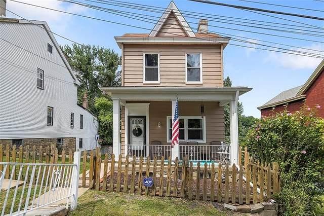 2517 Wiese St, Arlington, PA 15210 (MLS #1513368) :: Broadview Realty
