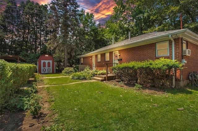 90 Pennsylvania Ave, Oakmont, PA 15139 (MLS #1513377) :: Broadview Realty