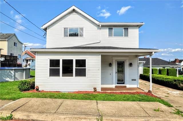 109 4th Ave, Monongahela, PA 15063 (MLS #1513386) :: Broadview Realty