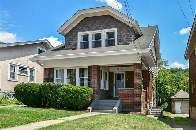 3616 Harbison Ave, Brighton Heights, PA 15212 (MLS #1513387) :: Broadview Realty