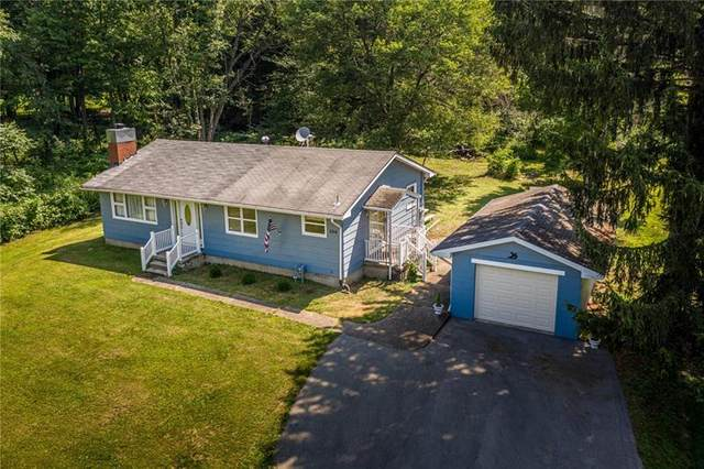 556 N Foster, Jackson Twp - Mer, PA 16137 (MLS #1513463) :: Broadview Realty