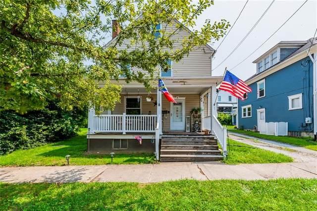515 Harrison, City Of Greensburg, PA 15601 (MLS #1513474) :: Broadview Realty