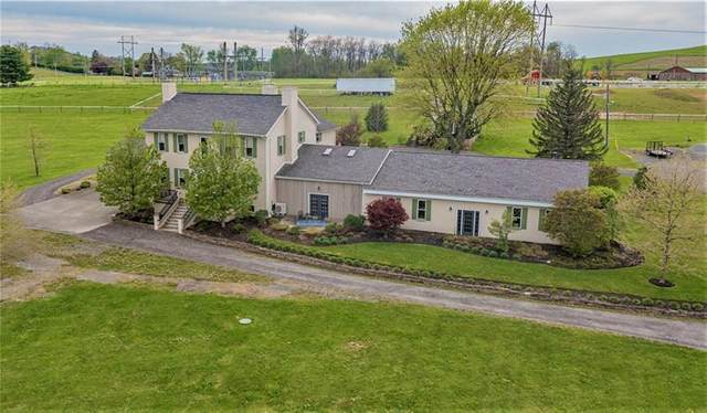 1418 Old State Route 119, East Huntingdon, PA 15666 (MLS #1513953) :: Dave Tumpa Team