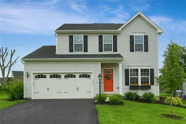 1022 Blackhawk Drive, Middlesex Twp, PA 16059 (MLS #1514716) :: Broadview Realty