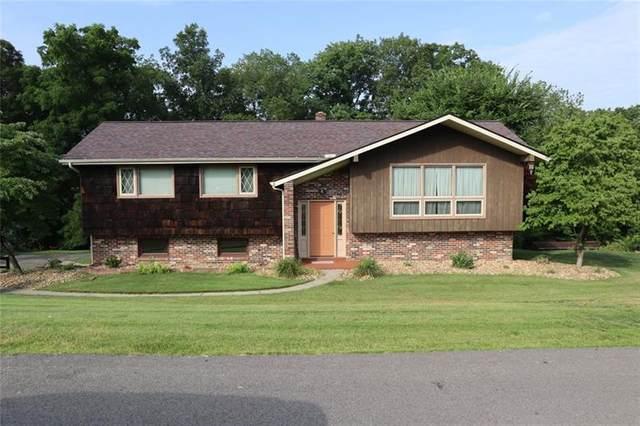 102 Park Rd, Fallowfield, PA 15022 (MLS #1516124) :: Dave Tumpa Team