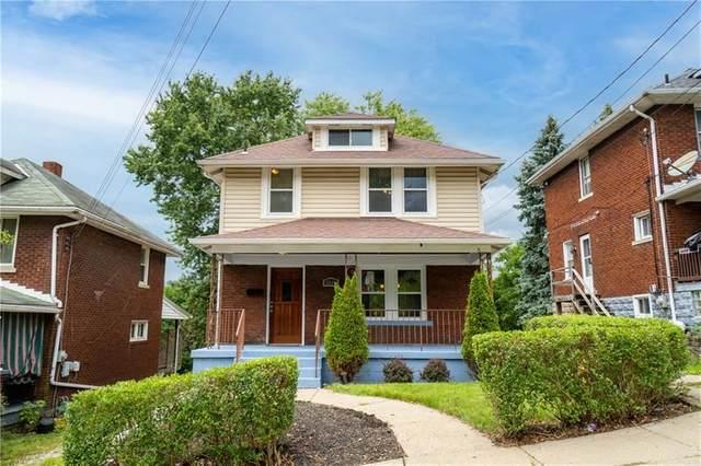 3014 Home Avenue, Castle Shannon, PA 15234 (MLS #1516380) :: Dave Tumpa Team