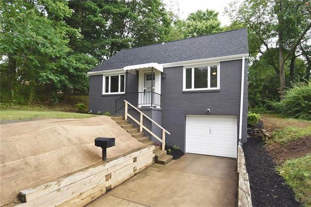 122 Hillendale Rd, Ross Twp, PA 15237 (MLS #1516531) :: The SAYHAY Team