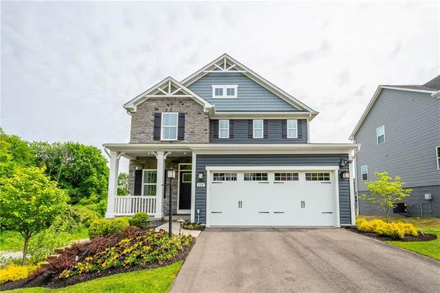 128 Red Pine Dr, Kennedy Twp, PA 15108 (MLS #1516581) :: Dave Tumpa Team
