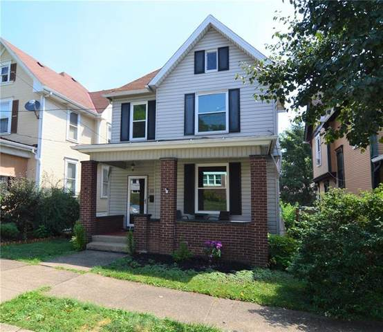 425 Arch Ave, City Of Greensburg, PA 15601 (MLS #1516979) :: Dave Tumpa Team
