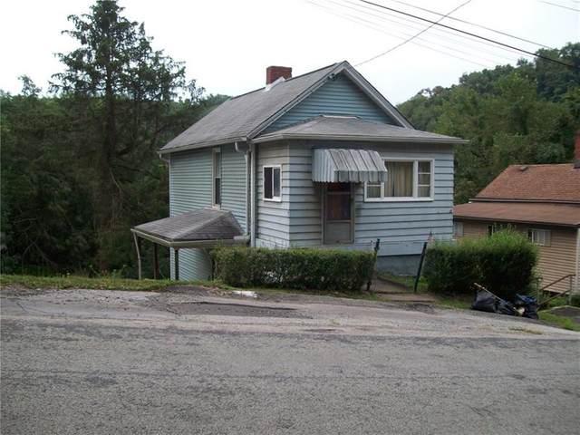 142 E 1st Street, N Versailles, PA 15137 (MLS #1517159) :: Dave Tumpa Team
