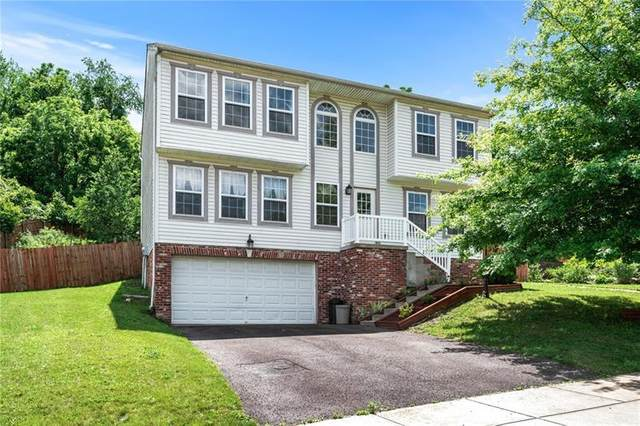 316 Greenfield Dr, Collier Twp, PA 15071 (MLS #1517383) :: Dave Tumpa Team