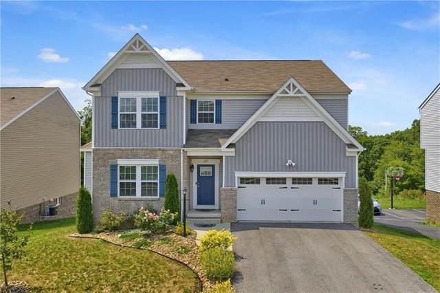 225 Horse Shoe Drive, Findlay Twp, PA 15026 (MLS #1517539) :: Broadview Realty