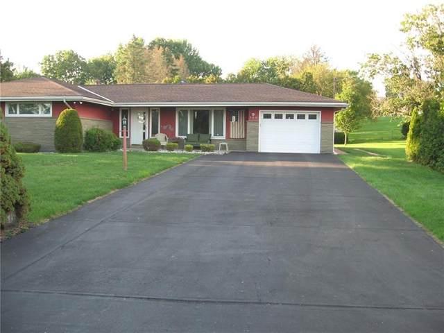 548 Ridgeview Road, East Huntingdon, PA 15666 (MLS #1518437) :: Dave Tumpa Team
