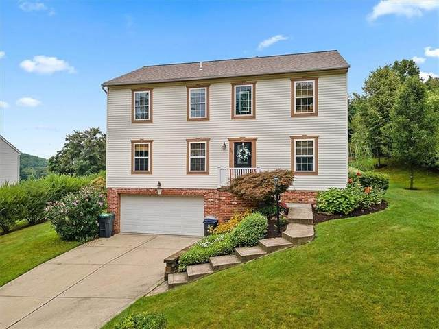 205 Emily Dr, Cranberry Twp, PA 16066 (MLS #1518813) :: Dave Tumpa Team