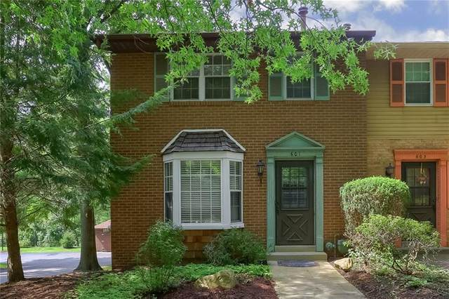 601 Westchester Drive, Mccandless, PA 15090 (MLS #1519008) :: The SAYHAY Team