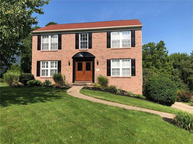 183 Valley View Drive, Rostraver, PA 15012 (MLS #1519193) :: Broadview Realty