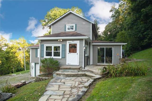 583 River Rd, Perry Twp - Fay, PA 15473 (MLS #1519294) :: Broadview Realty