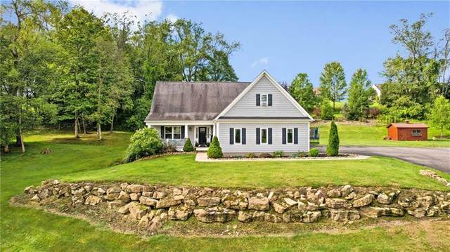 1065 Red Tail Hollow, N Franklin Twp, PA 15301 (MLS #1519515) :: Dave Tumpa Team
